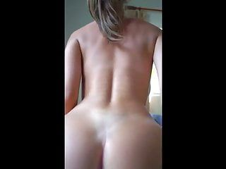 The pink lascivious cum-hole - suddenly cums from a consummate body